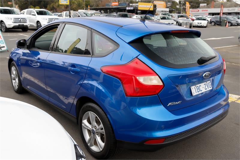 2014 Ford Focus Trend LW MKII MY14