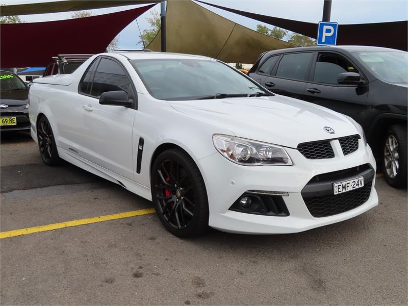 2013 Holden Special Vehicles Maloo R8 GEN-F MY14
