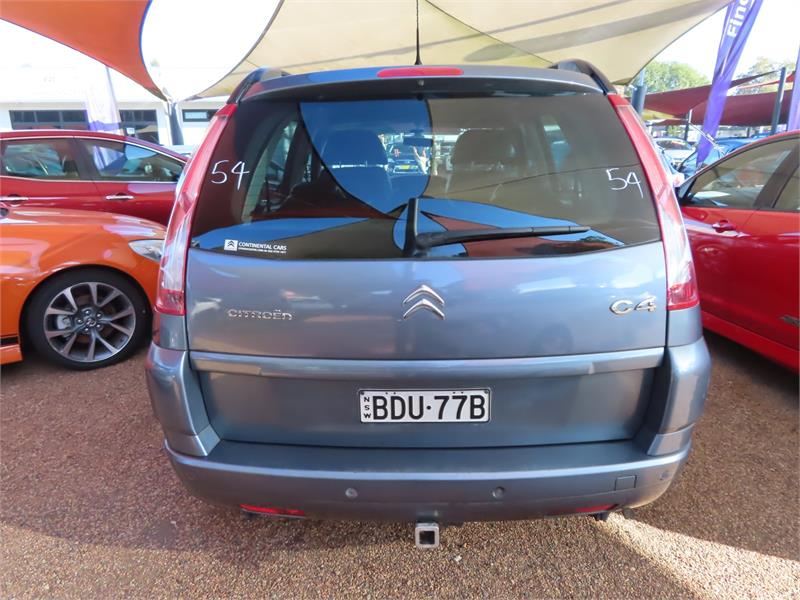 2007 Citroen C4 Picasso Exclusive HDi