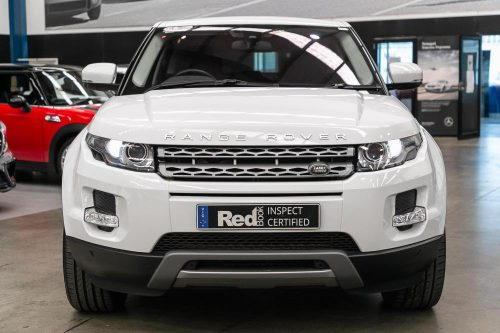 2013 Land Rover Range Rover Evoque L538 SD4 Pure Wagon 5dr CommandShift 6sp 4x4 2.2DT [MY13]