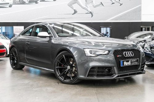 2014 Audi RS5 8T Coupe 2dr S tronic 7sp quattro 4.2i [MY14]