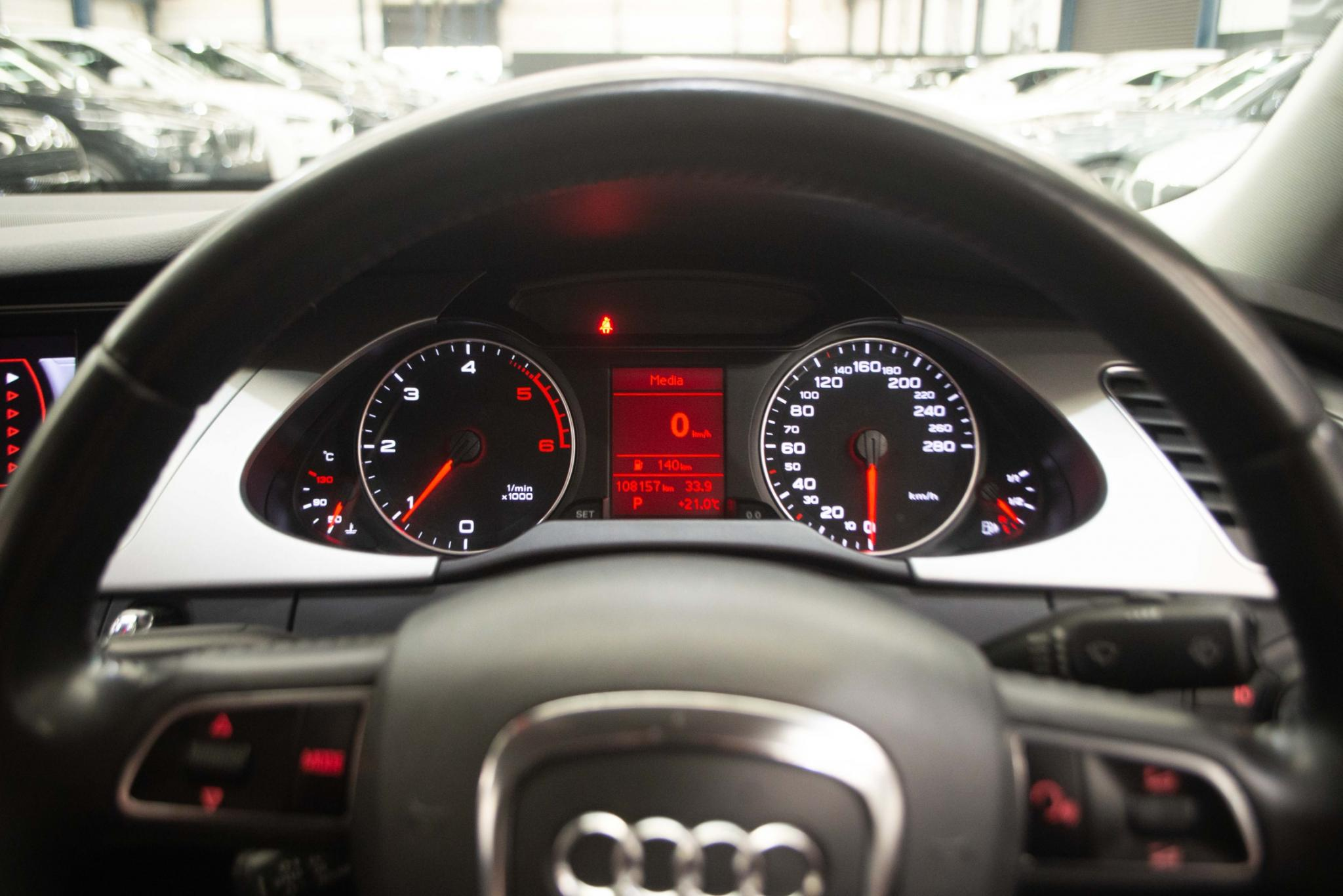 2011 Audi A4 B8 Sedan 4dr multitronic 8sp 2.0DT [MY12]