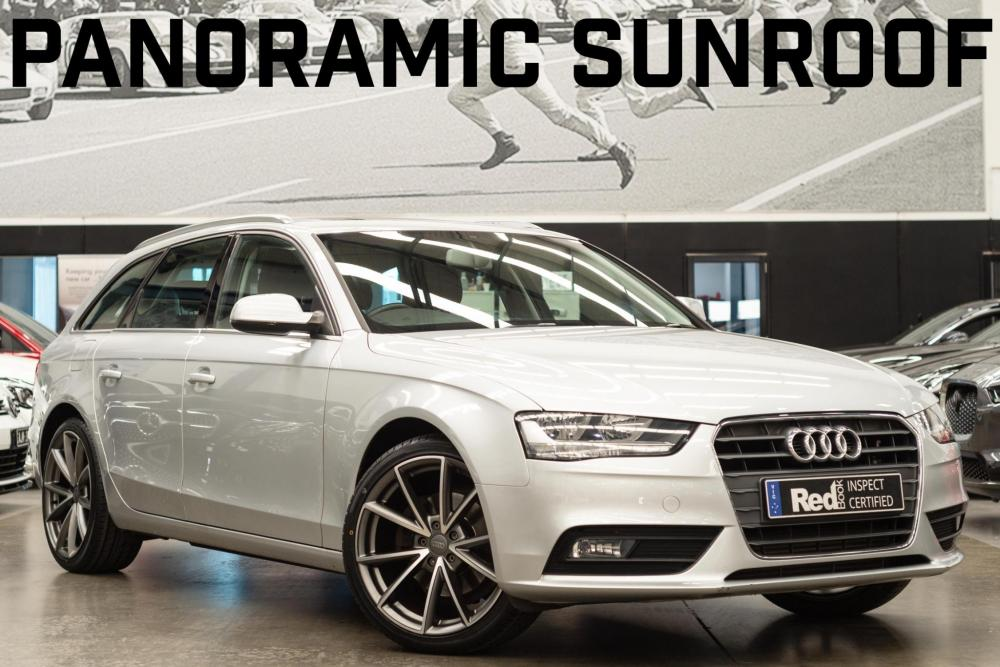 2012 Audi A4 B8 Avant 5dr multitronic 8sp 1.8T [MY13]
