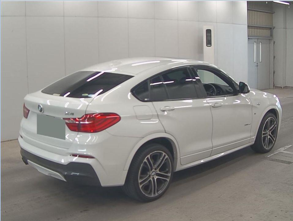 2016 BMW X4  XDRIVE 35i TWIN TURBO POWER
