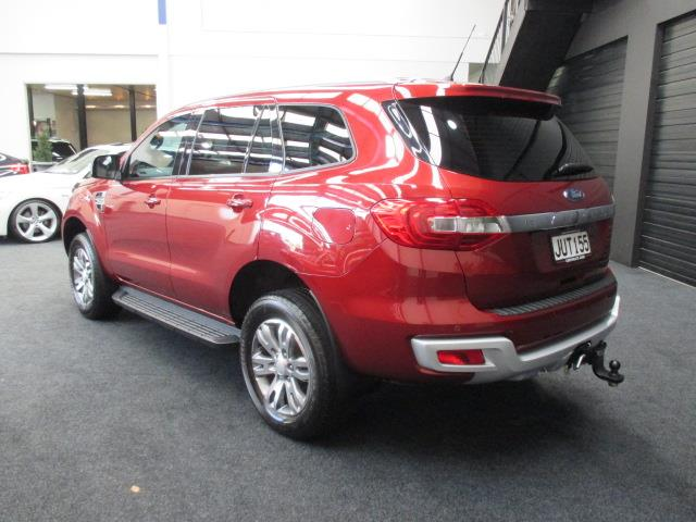 2016 Ford Everest  TREND 3.2D/4WD/6AT/S