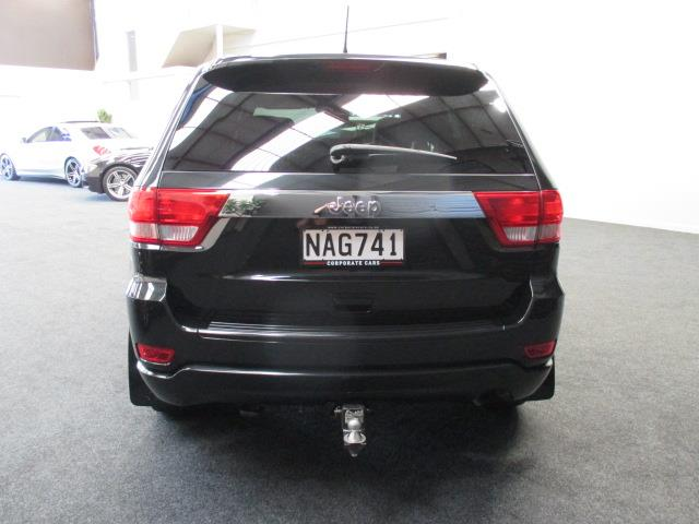 2012 Jeep Grand Cherokee  LAREDO 3.6L V6