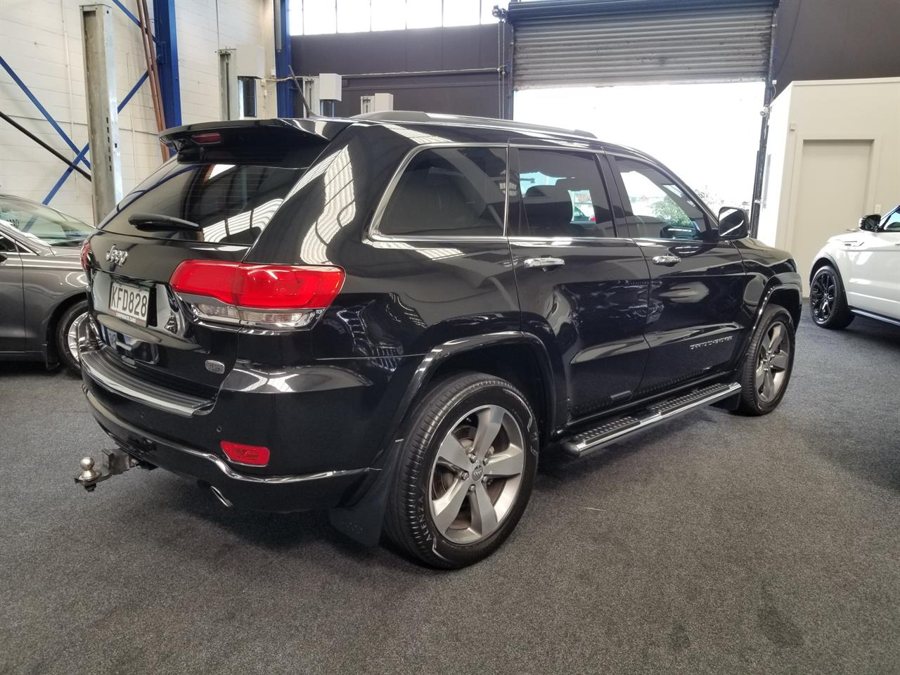 2016 Jeep Grand Cherokee  OVERLAND 3.0D/4WD