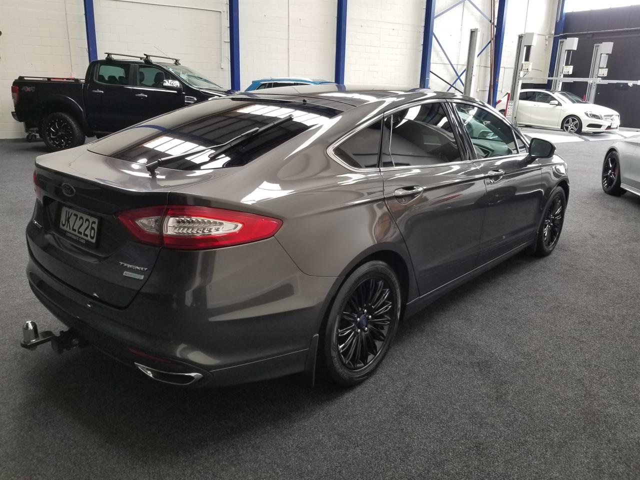 2015 Ford MONDEO  TREND 5DR PETROL 2.0