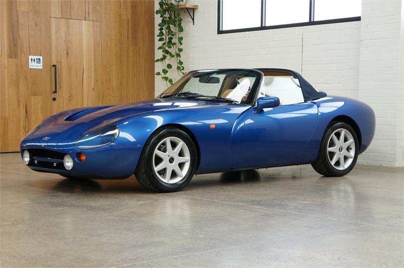 1998 TVR Griffith 500