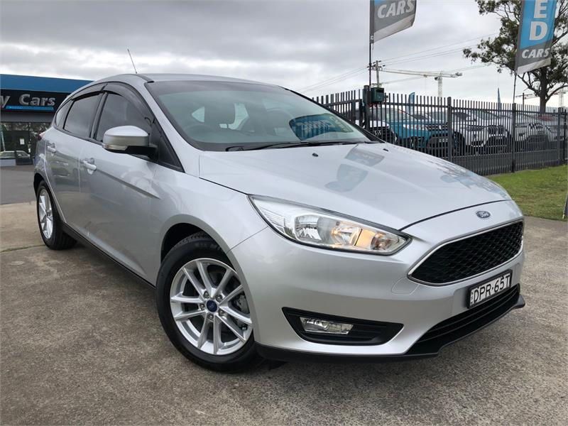 2016 Ford Focus Trend LZ